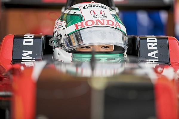 【GP3】スパ決勝1:ラッセルがポール・トゥ・ウイン。福住3位