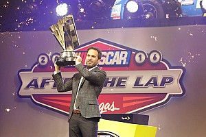 NASCAR Cup Commentary NASCAR Awards: Johnson gracious in victory, Earnhardt eager for return