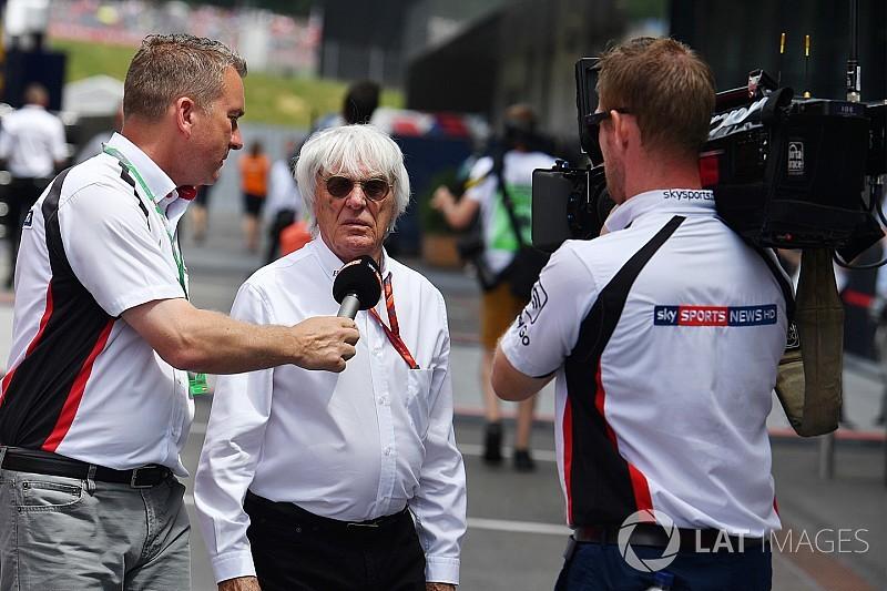 Ecclestone desechó a Chicago como sede de la F1