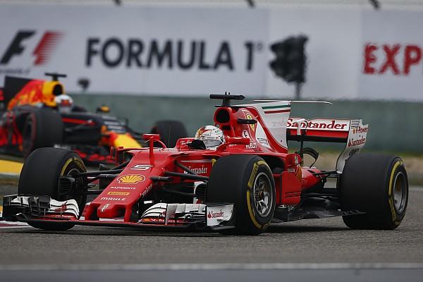 Formel 1 2017: So verlor Sebastian Vettel die Siegchance in Shanghai