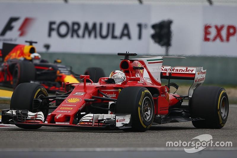【F1】ベッテル「セーフティカーで僕のバトルの流れが変わった」