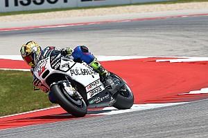MotoGP Nieuws Abraham toch in actie ondanks breuk in enkel