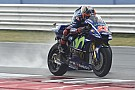 Yamaha must improve in wet to win title - Vinales