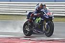 Viñales: Pelo título, Yamaha precisa melhorar no molhado