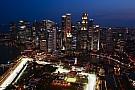 Singapur renueva por cuatro años con la F1