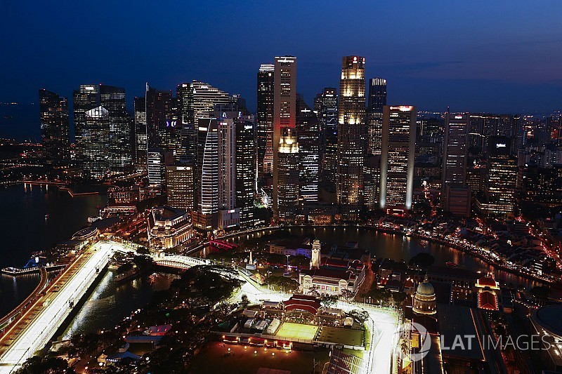 Singapore GP handed new four-year deal