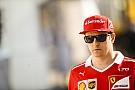 Officiel - Ferrari conserve Kimi Räikkönen pour 2018