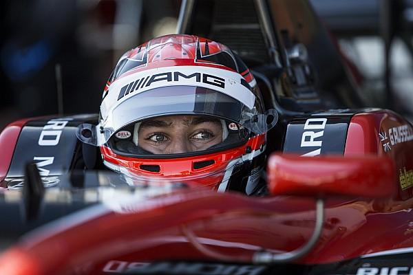 FIA F2 Son dakika GP3 şampiyonu Russell, F2'de takım arkadaşı olarak Norris'i istiyor!