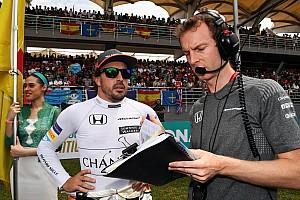 F1 Noticias de última hora Alonso: Red Bull le pone presión a McLaren para 2018