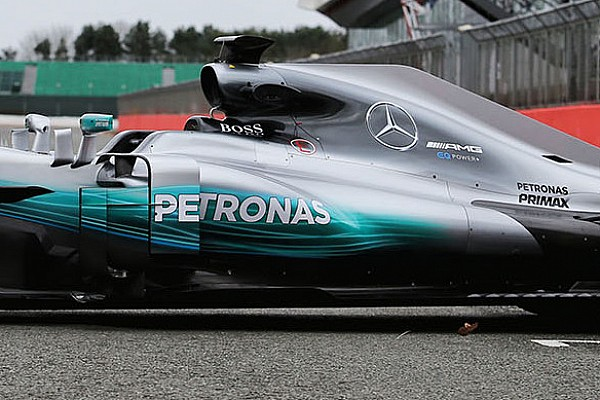 Formula 1 Breaking news Mercedes officially launches its 2017 F1 challenger