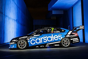 Supercars Breaking news New liveries for Nissan, Prodrive