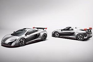 Auto Actualités McLaren présente deux exemplaires uniques