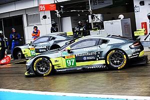 WEC Noticias de última hora Aston Martin y sus test en España con el nuevo Vantage GTE para el WEC