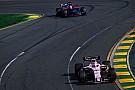 Формула 1 Перес: Квят все равно не смог бы обогнать