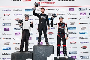 Formula Drift Race report Hometown hero Kevin Lawrence takes the victory
