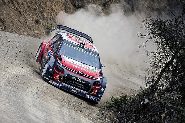 WRC Новость В Citroen посчитали медленный старт сезона нормальным процессом