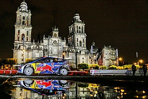 WRC Breaking news Convoy delay forces Rally Mexico stages cancellations