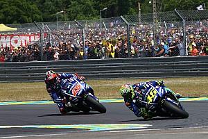 MotoGP News Valentino Rossi: Vinales hat bei MotoGP in Le Mans
