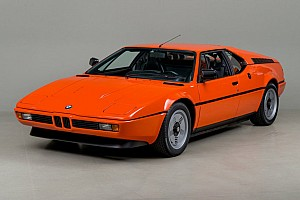 Automotive Breaking news BMW M1 with 8,400 miles features an eye-watering price tag
