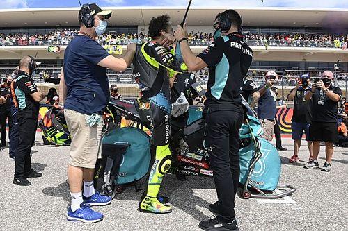 """Rossi tiene planes para subirse a una MotoGP """"dos veces al año"""""""
