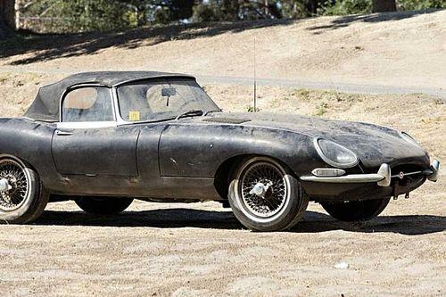 À vendre: Jaguar Type E de 1965, 13'000 km au compteur