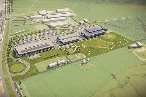 Why Aston Martin's new campus is a 'reverse' McLaren MTC