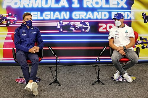 Wolff: Mercedes has decided between Russell and Bottas for 2022