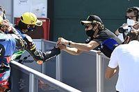 """Marini: """"No sé si hay una plaza para mí en MotoGP; espero que sí"""""""