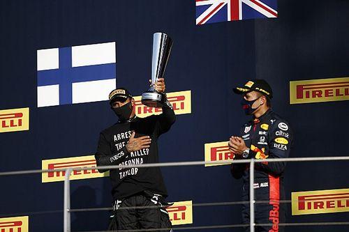 """Massa kiállt Hamilton mellett: """"Mindenkitől lehet tanulni valamit..."""""""