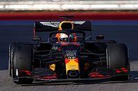 Red Bull, Verstappen'in kusursuz Sochi performansını övdü