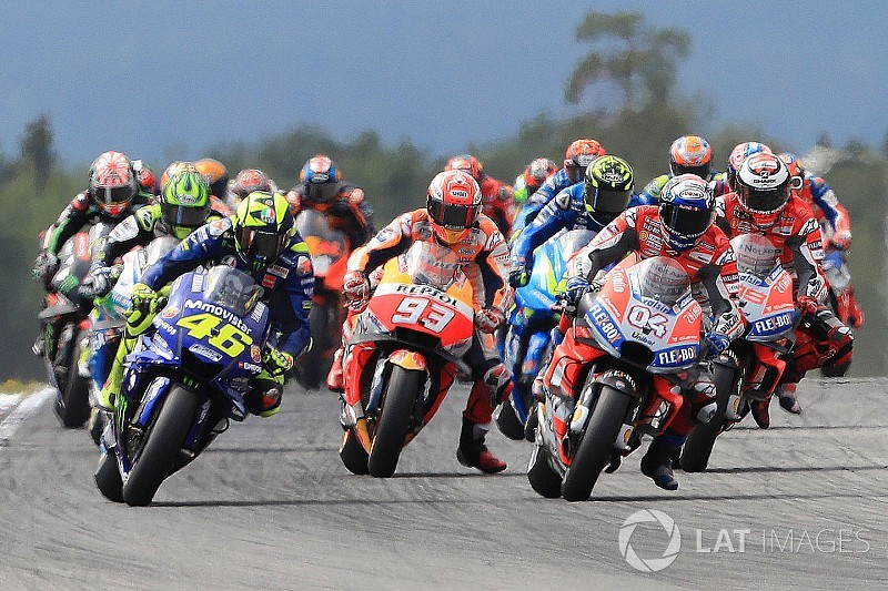 Padatnya kalender MotoGP menuai kritikan