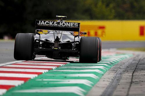 La FIA endurece los límites de pista en Hungría