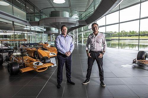 McLaren gaat vanaf 2022 deelnemen aan Extreme E