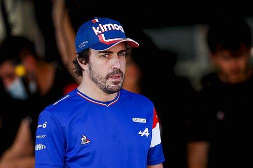 Alonso: 100 százalékot nyújtok, de ez is kevés Ocon legyőzéséhez