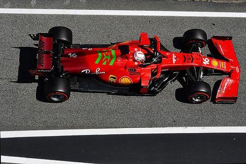 """Leclerc: """"Pozisyon açısından daha iyisini alma şansım yoktu"""""""