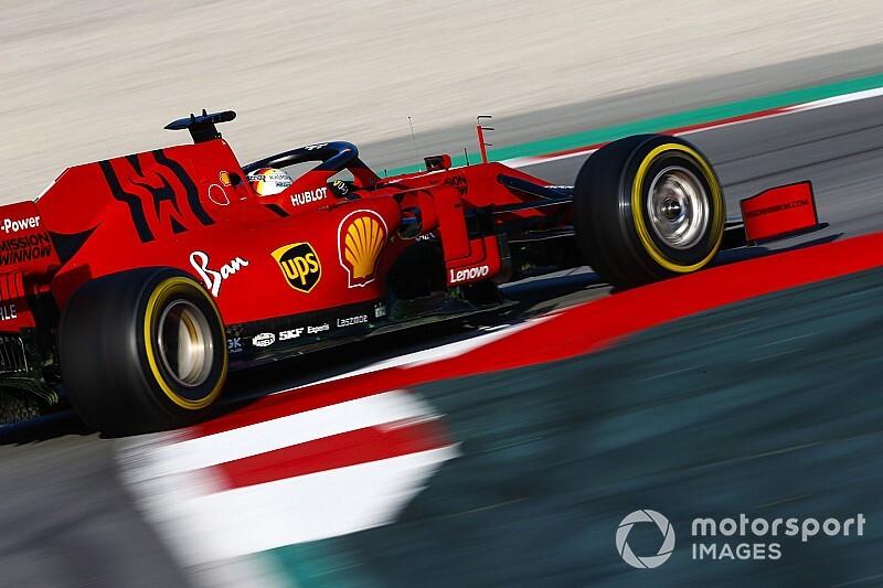 Test F1 Barcellona, Giorno 1: Vettel e la Ferrari al top, ma le Mercedes si nascondono