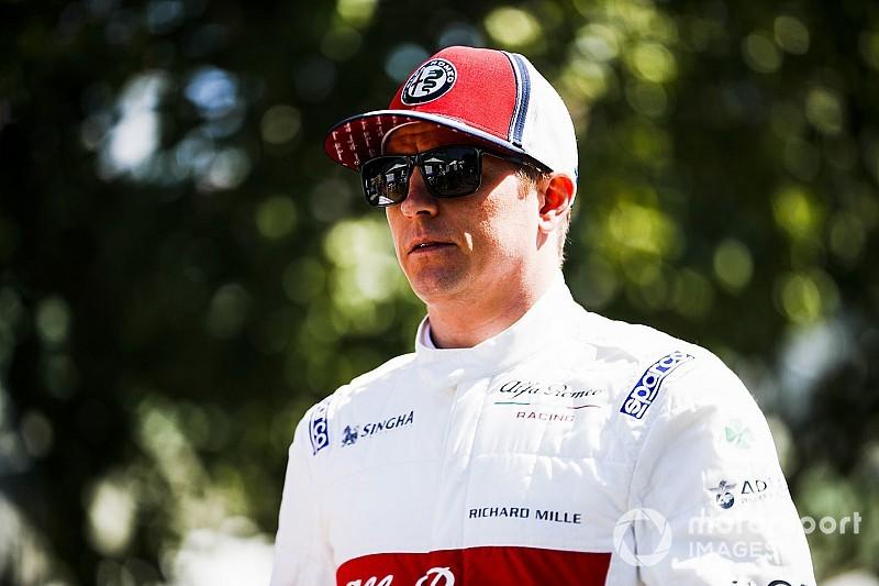 Räikkönen: Fogalmam sincs, hogy hol fogunk végezni az első nagydíjon