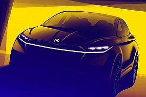 Skoda оголосила про дебют концепта електрокара Vision iV в Женеві