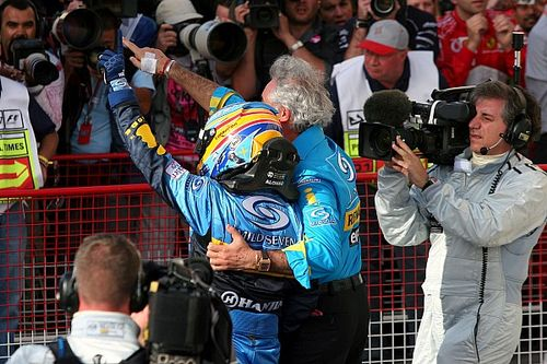 """F1: Alonso sonha poder """"repetir bons anos"""" com Alpine"""