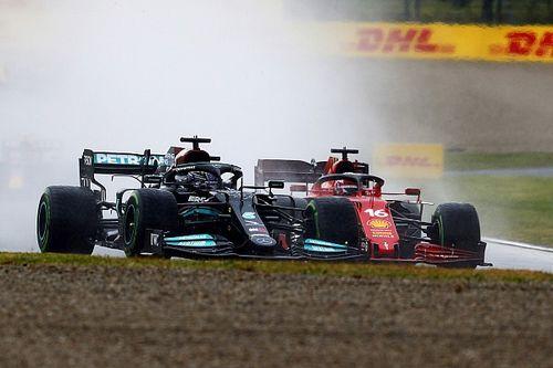 """Leclerc: """"E' un quarto posto, ma sono tante le cose positive"""""""