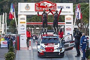 Sébastien Ogier fête une victoire record au Rallye Monte-Carlo