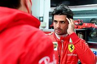 Sainz y Ferrari cerraron test con los Pirelli de 18 pulgadas