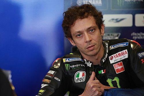 «Они нарушили все мыслимые правила». Росси раскритиковал MotoGP