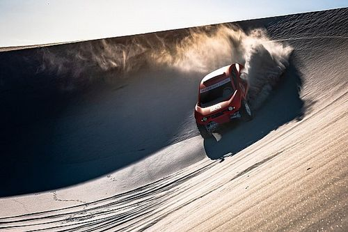 """Richards: """"Prodrive quiere ser un rival a batir en el Dakar"""""""