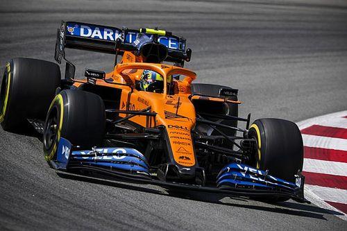 McLaren uruchomił silnik Mercedesa