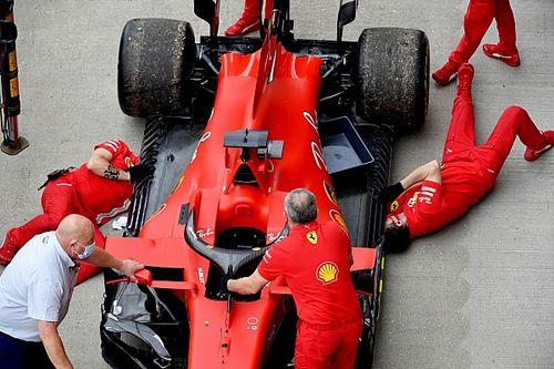 """Ferrari reconoce que es su """"deber"""" ayudar a Vettel"""
