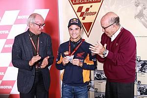 Pedrosa fait désormais partie des Légendes du MotoGP