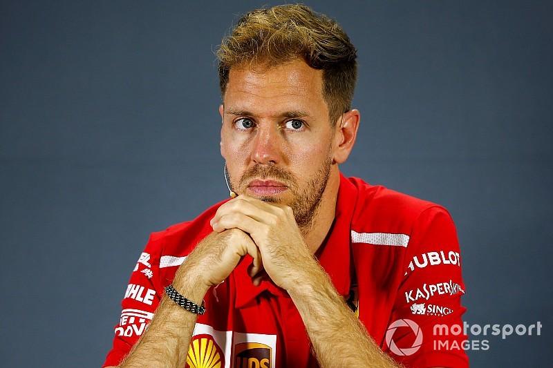 Button: Vettel fera face à une