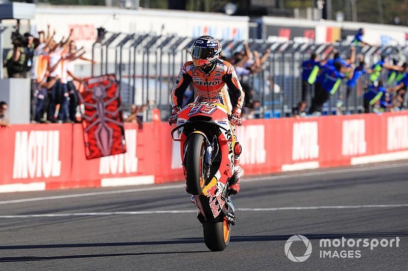 Klasemen pembalap setelah MotoGP Jepang