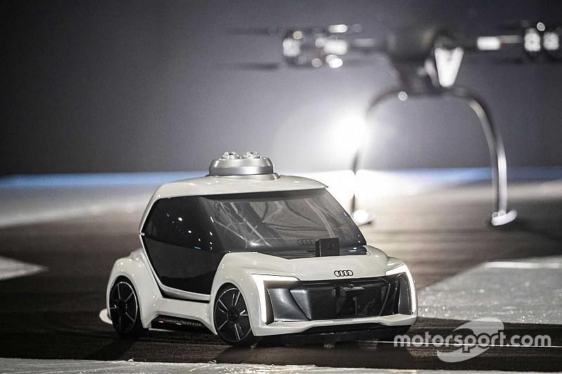 Летюче таксі Audi завершило перші успішні тести